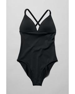 Gaze Swimsuit Black