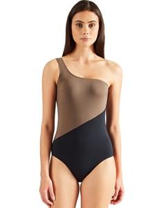 Asymmetrical One-piece Swimsuit Beauté Sublime Pr67-a