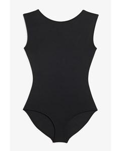 Tank Top Swimsuit Black Magic