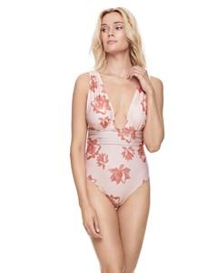 Rio Swimsuit Rose Brick