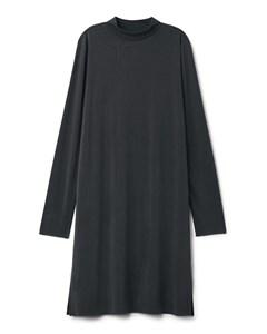 Lonsleeve Black Dress Black