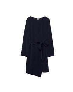 Adele Dress Blackish Blue