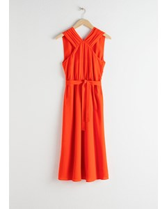P1 Duson kleid Orange