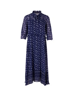 T6047, Woven Dress Maxi B.ribbon