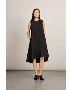 Bresso Dress Black Jacquard