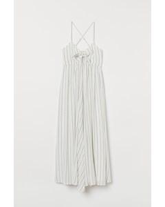 Jacqueline Strap Dress White
