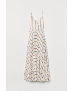 Rosalind Strap Dress White