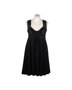 Gucci Black Sleeveless Smock Dress Little Black Dress