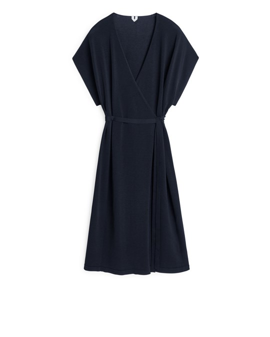Arket Dress  Blue