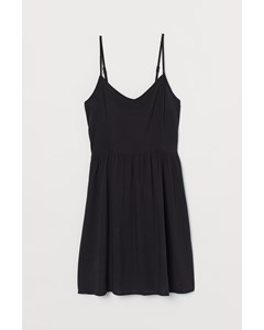 Zoo Dress Black