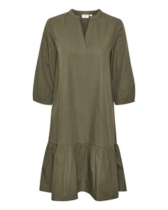 Uzmasz 3/4 Dress Army Green