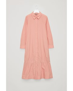 Ca Merryseeing Shirt Dress Pink