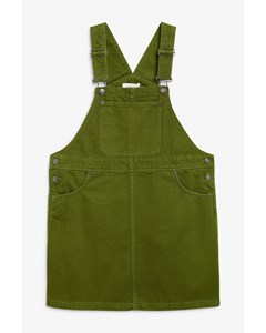 Daria Dress Denim Green