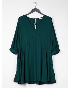 Multi Size Rave Dress Green