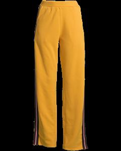 Stripe Sweat Set, Mustard