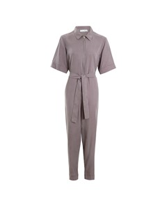 The Mae Jumpsuit  Grey