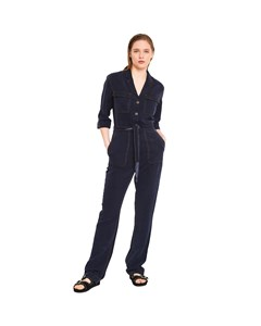 3/4 Sleeves Belted Trouser Suit Ordalie Ordalie - Overall