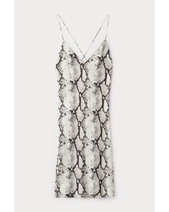 Cami Dress Beige