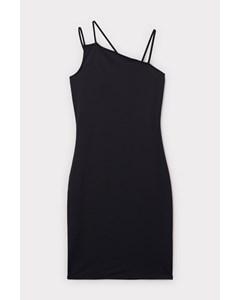 Strappy Dress Black