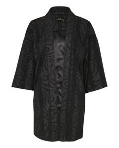 Halfmoon Kimono Meteorite Black