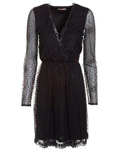Exclusive Sprinkle Glitter Dress Black