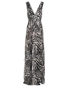 Savannah Gown Zebra
