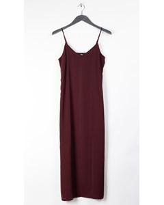 Klänning Red Solid