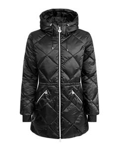 Active Quilt Jacket Black