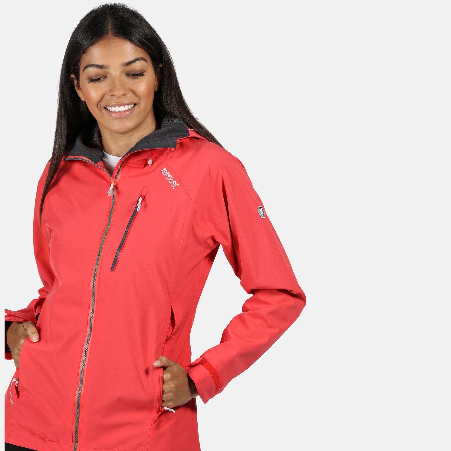 Regatta Womensladies Birchdale Waterproof Shell Jacket