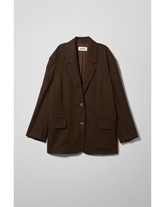 Echo Blazer Brown
