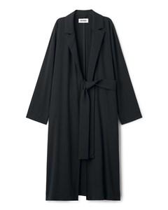 Miro Coat Black