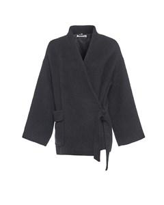 Keko Kimono Jacket  Black