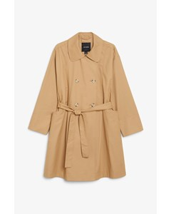 Polly Coat Beige