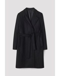 Eden Coat Black