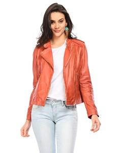 Oakwood - Sheepskin Leather Jacket - Woman
