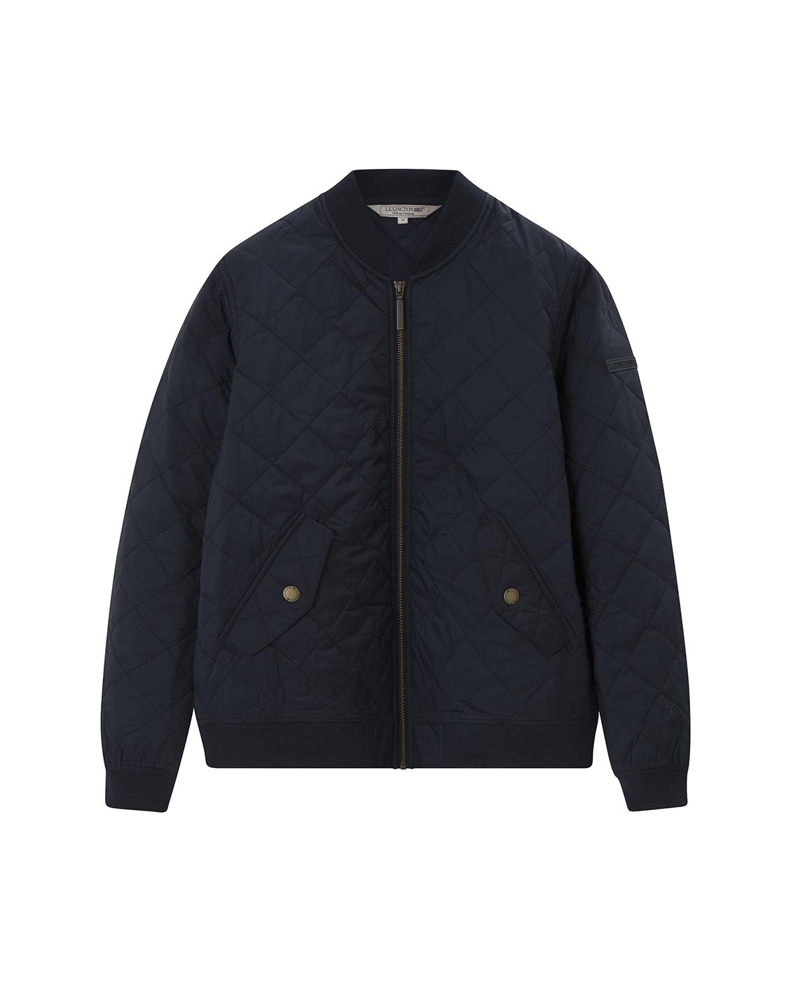 Greta Quilted Jacket Navy Blue   Upp till 70%  