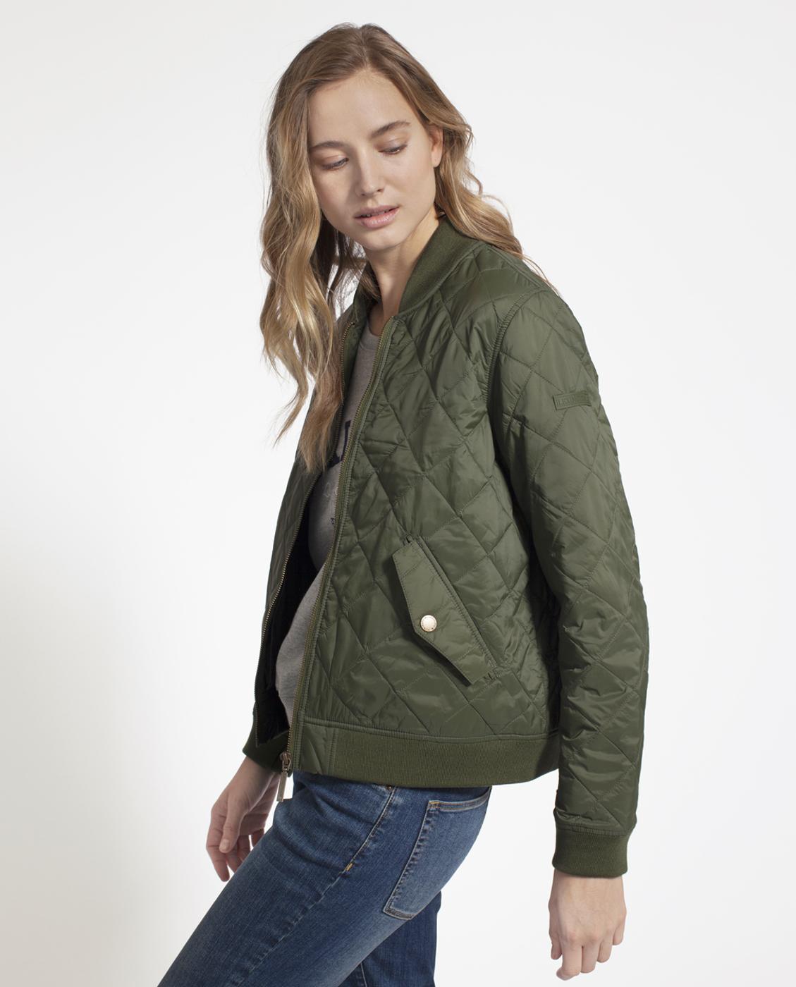 Greta Quilted Jacket   Upp till 70%  