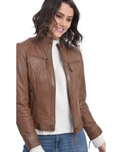 Lina Leather Jacket
