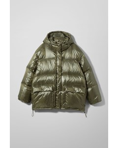 Sammy Puffer Jacket Green