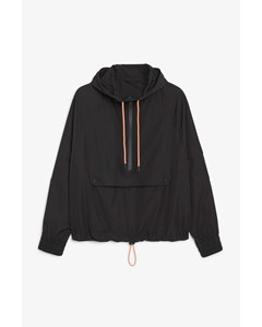 Ashley Anorak Black