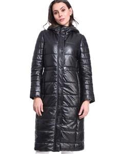 Long Leather Jacket Extra