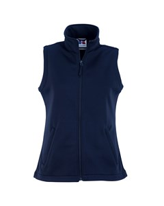 Russell Ladies/womens Smart Softshell Gilet Jacket