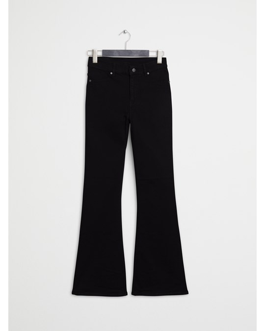 Cheap Monday High Flare Spray Black