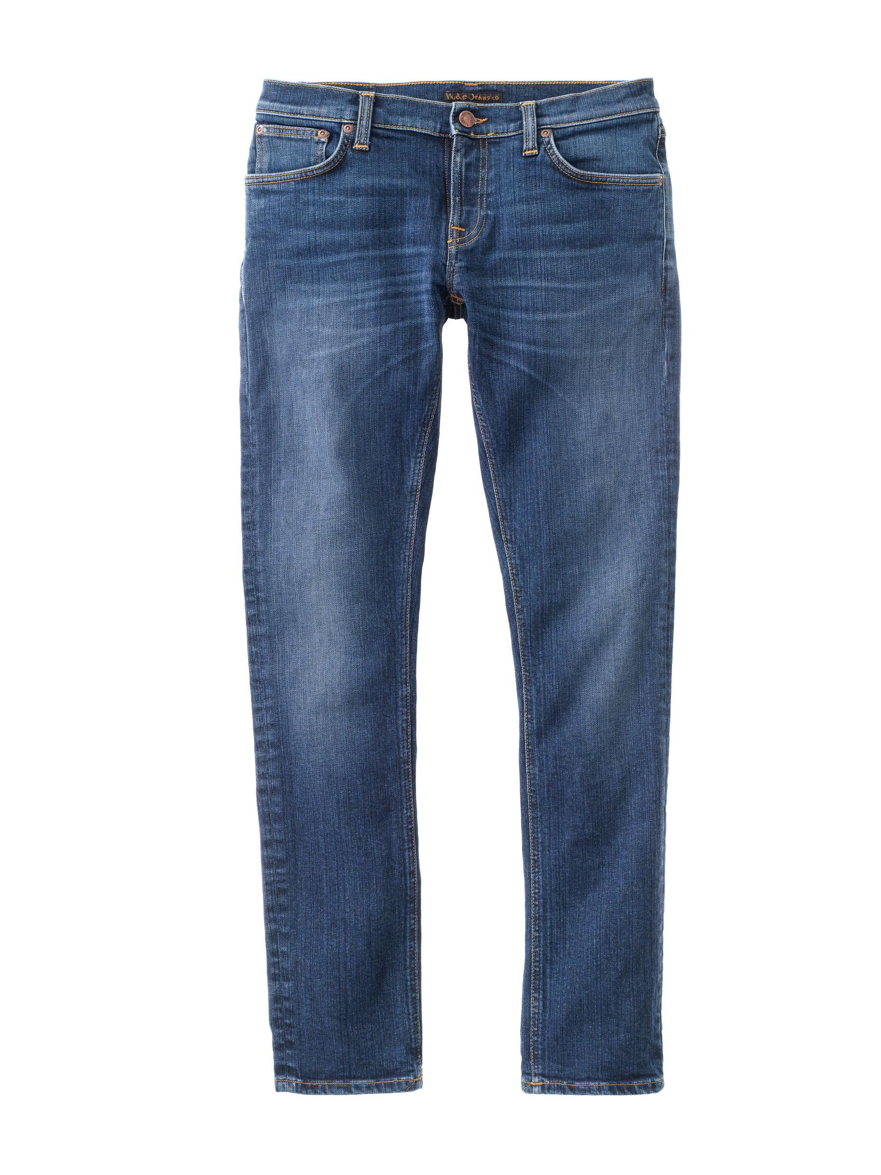 svarta jeans tappar färg