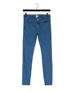 Julia Ankle Trousers Bright Blue