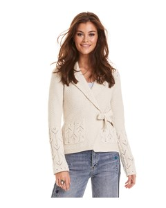 Mrs Charming Cardigan Chalk