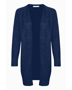 Maria Knit Cardigan Depths Marine
