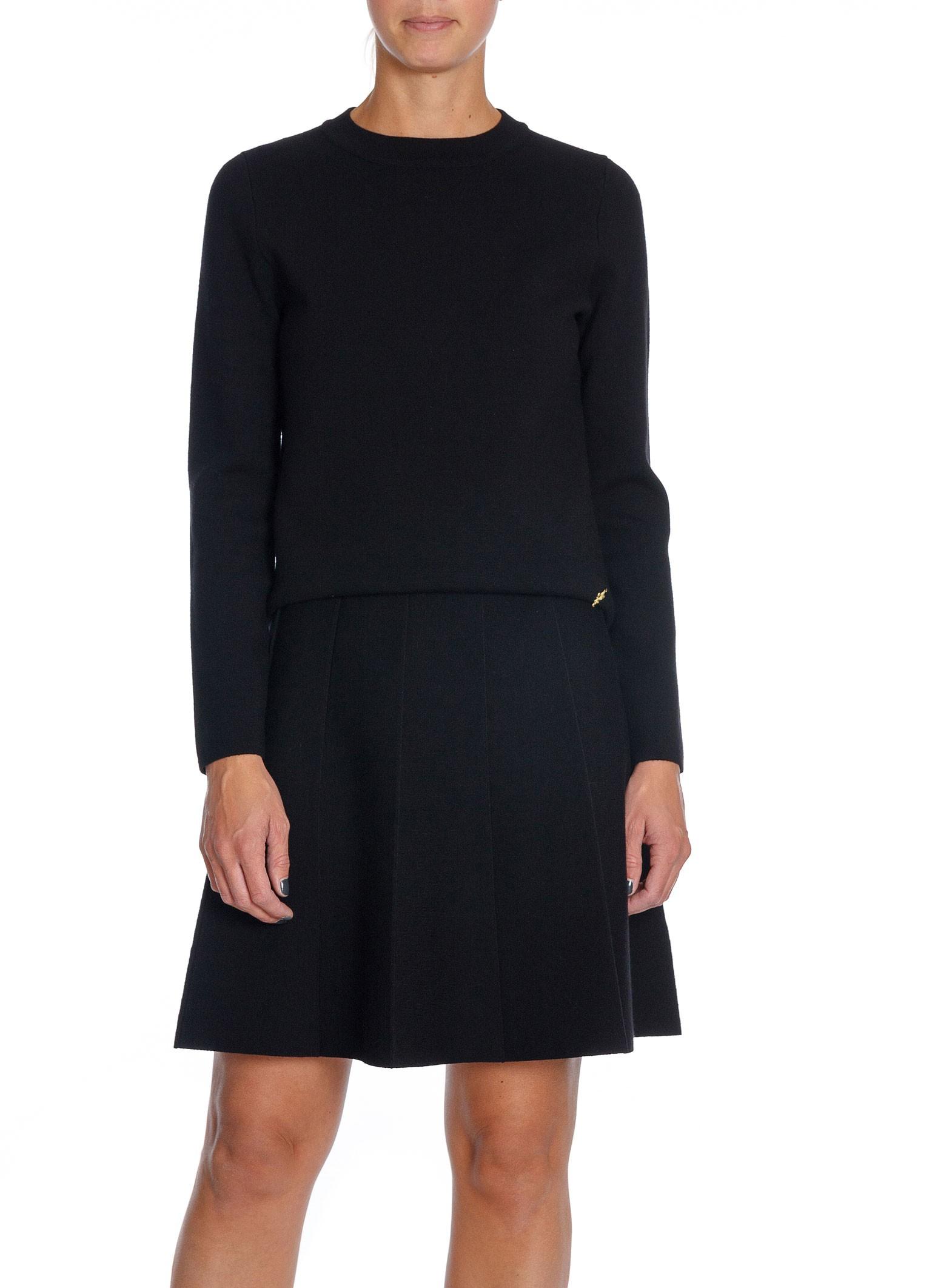 Morris Lady Sweater Martine Oneck Black   Upp till 70