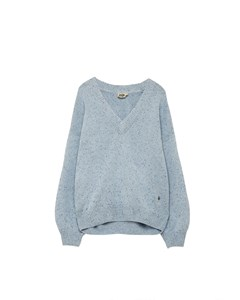 Sally Sweater Cold Blue
