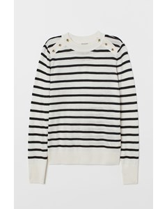 Dolores Jumper White